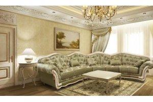Угловой диван Лаура - Мебельная фабрика «Элеганзо»