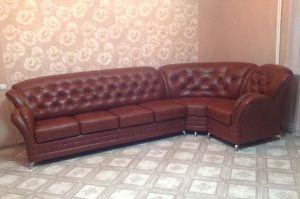 Угловой диван Лера - Мебельная фабрика «Лучший Стиль»