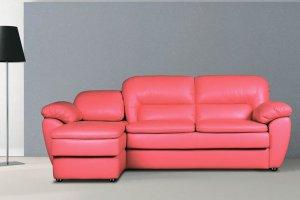 Диван Лейпциг 2 с оттоманкой - Мебельная фабрика «Формула дивана»