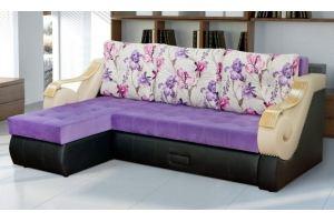 Угловой диван лидер 12 - Мебельная фабрика «Симбирск Лидер»