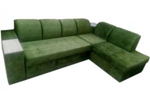 Угловой диван Лидер - Мебельная фабрика «Самур»