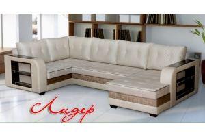 Угловой диван Лидер - Мебельная фабрика «Элегантный Стиль»