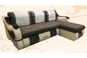 Диван Лидер-5 угловой - Мебельная фабрика «Магеллан Мебель»