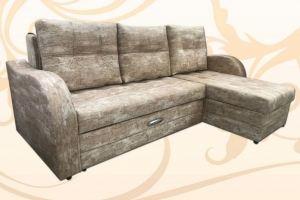 Диван Лидер-К с оттоманкой - Мебельная фабрика «Магеллан Мебель»
