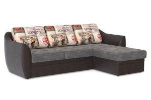 Угловой диван Лондон - Мебельная фабрика «Виктория-мебель»