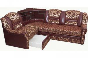 Угловой диван Лора 1 - Мебельная фабрика «Софалэнд»