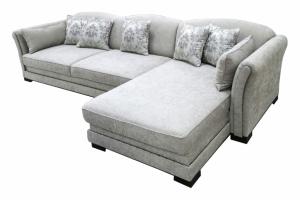 Угловой диван Людовик обновленный - Мебельная фабрика «Аллегро-Классика»
