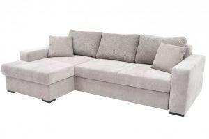 Угловой диван Люфтен с шезлонгом - Мебельная фабрика «FURNY»
