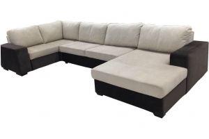 Угловой диван Люкс - Мебельная фабрика «Корона Люкс»