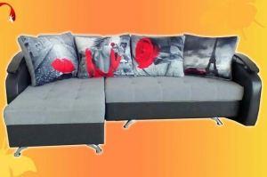 Диван угловой  Люкс 3 - Мебельная фабрика «Натали»