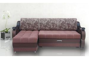 Угловой диван Мадрид 2 - Мебельная фабрика «МИР ДИВАНОВ»