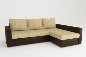 Угловой диван Мадрид 2 раскладка дельфин - Мебельная фабрика «ГОСТМебель»