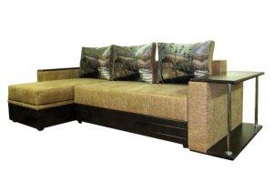 Угловой Диван Мадрид со столиком - Мебельная фабрика «София»