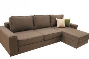 Угловой диван Магнат 10 ДУ в европейском стиле - Мебельная фабрика «Магнат»