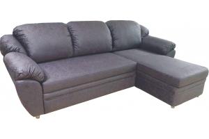 Угловой диван Максимус 4 с оттоманкой - Мебельная фабрика «Сеть-М»