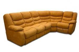 Угловой диван Манчестер 3+1 со спальным местом - Мебельная фабрика «Bo-Box»
