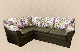 Угловой диван МАРТА-Люкс-1  - Мебельная фабрика «Мебельный Рай»