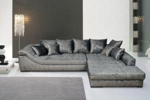 Угловой диван Меган-лайф без спального места - Мебельная фабрика «Mebelit»