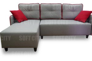 Угловой диван Милан 2  - Мебельная фабрика «Soft City»