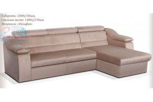 Угловой диван Милан 2 - Мебельная фабрика «Евростиль»