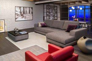 Угловой диван Montreal Solo - Мебельная фабрика «Möbel&zeit»