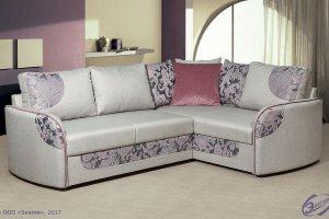 Угловой диван МУ Глория 43 - Мебельная фабрика «Элегия»