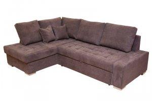 Угловой диван Неаполь со спинкой 2 - Мебельная фабрика «FAVORIT COMPANY»