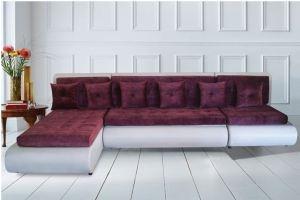 Угловой диван Николь - Мебельная фабрика «Estetica»