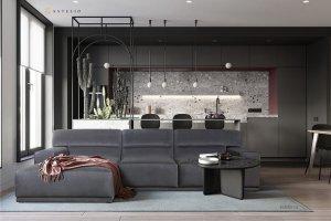 Угловой диван Nobu - Мебельная фабрика «ИСТЕЛИО»