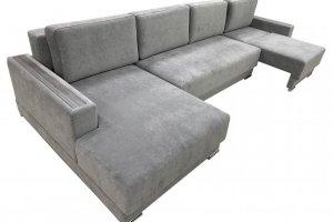 Угловой диван Олимп-2 - Мебельная фабрика «Уют»
