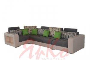 Угловой диван Омега - Мебельная фабрика «Академия Мебели Яр Ко»