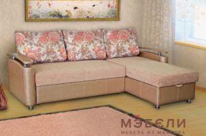 Угловой диван Оникс 3М, 3МД - Мебельная фабрика «МЭБЕЛИ»