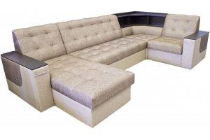 Угловой диван Престиж - Мебельная фабрика «Версаль»