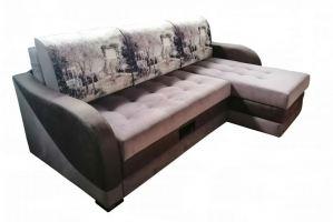 Угловой диван Престиж-3 с мягкими локтями - Мебельная фабрика «Magnat»