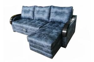 Угловой диван Престиж-3 с набивными подушками - Мебельная фабрика «Magnat»