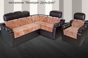 Угловой диван Рио 5 - Мебельная фабрика «Феникс-М»