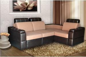 Угловой диван с баром  Милан - Мебельная фабрика «Отис», г. Ульяновск