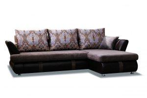 Угловой диван с механизмом дельфин Фиджи - Мебельная фабрика «Царицыно мебель»