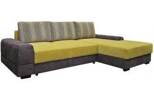 Угловой диван с оттоманкой Авеню - Мебельная фабрика «Пинскдрев»