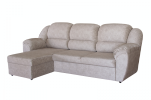 Угловой диван с оттоманкой Империал - Мебельная фабрика «РегионМебель»
