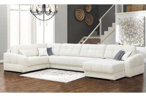 Угловой диван с оттоманкой Комфорт - Мебельная фабрика «Комфорт Плюс»