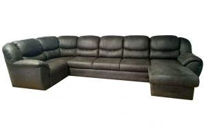 Угловой диван с оттоманкой Лада - Мебельная фабрика «Фортуна плюс»
