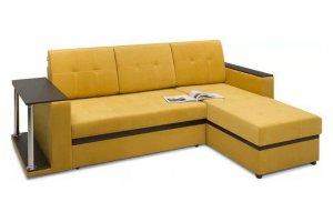 Угловой диван с угловой полкой Нео 1 - Мебельная фабрика «Мебельлайн»