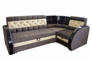 Угловой диван Сабрина - Мебельная фабрика «Оазис»