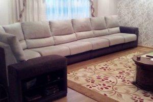 Угловой диван Сафари - Мебельная фабрика «Джамбек-мебель»