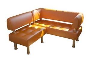 Угловой диван Сантьяго с подлокотником - Мебельная фабрика «Сафина»