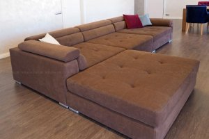 Угловой диван SD-341 - Мебельная фабрика «Sofas&Decor»
