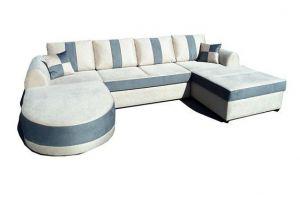 угловой диван Сенатор Макси с оттоманками - Мебельная фабрика «Марина»