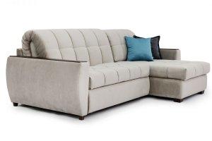 Угловой диван со спальным местом и бельевым ящиком Томас - Мебельная фабрика «Джениуспарк»