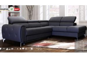 Угловой диван Со спальным местом Мадрид - Мебельная фабрика «Other Life»